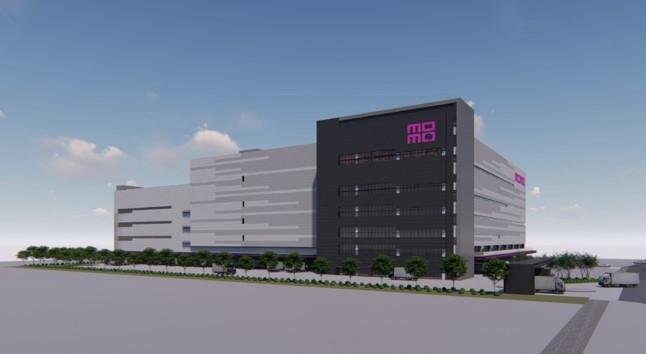 MOMO南區儲配運輸物流中心新建工程