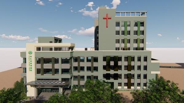 彰化基督教醫療財團法人彰化基督教醫院七期醫療大樓新建工程(總包)