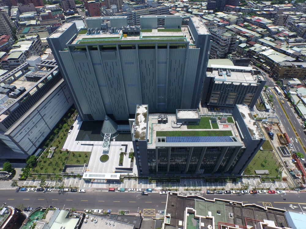 中華電信板橋資料中心新建工程