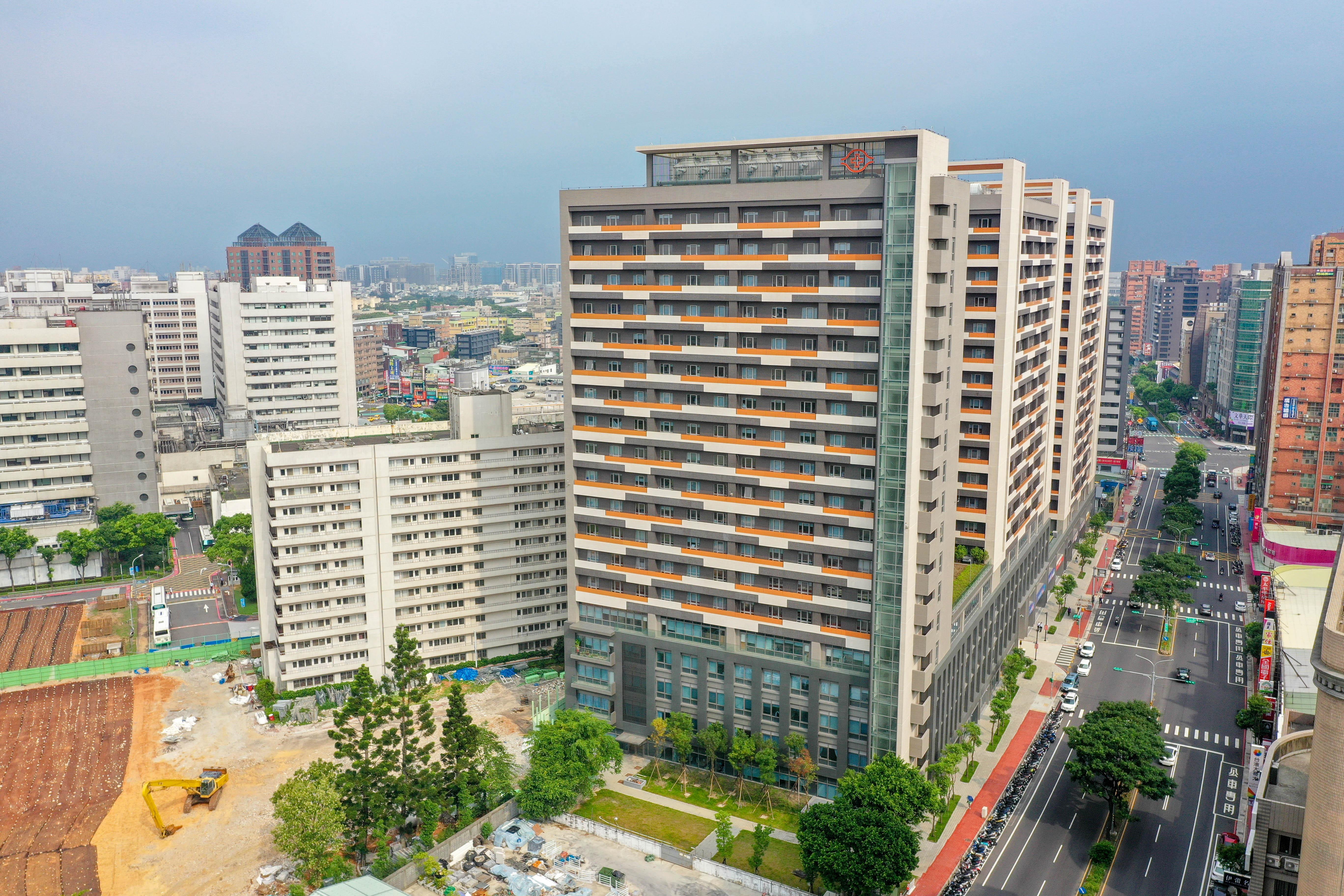 林口長庚總院新宿舍大樓新建工程